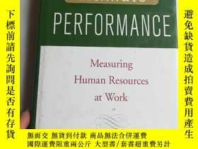 二手書博民逛書店Ultimate罕見performance. Measuring