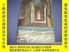 二手書博民逛書店Title:罕見The Metamorphosis The TrialY14635 請參考圖片 外文原版書 I