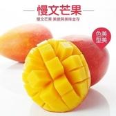 【果之蔬-全省免運】慢文芒果(10斤±10%/約12-15顆)