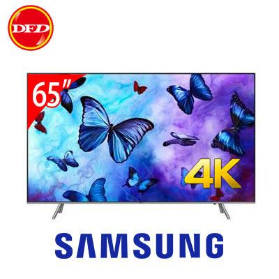 現貨 2018新品 三星 65吋 4K QLED 智慧連網電視 QA65Q6FNAWXZW 送北區精緻桌式安裝+4K HDMI線 65Q6