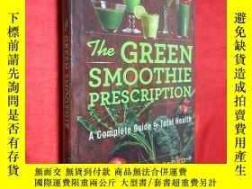 二手書博民逛書店The罕見Green Smoothie Prescription