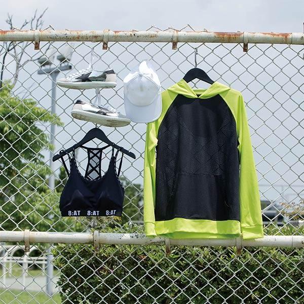 【8:AT 】運動內衣  M-XL(沁藍黑)(未滿2件恕無法出貨,退貨需整筆退)