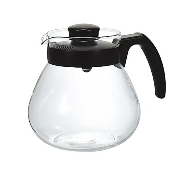 日本HARIO 小球耐熱玻璃壺 1000ml