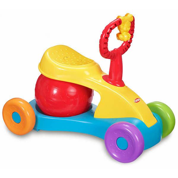 PLAYSKOOL兒樂寶- ㄉㄨㄞ ㄉㄨㄞ彈跳小推車