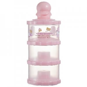 KUKU 酷咕鴨 獨立式副食品奶粉盒