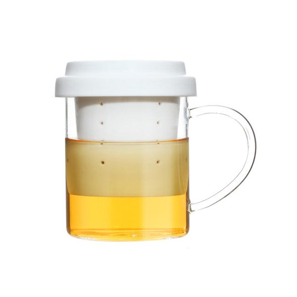 【a-liFe】玻璃陶瓷三件杯  (現貨)