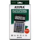 ATIMA JA-210 12位數計算機172x102x28mm