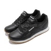 【海外限定】Reebok 休閒鞋 Royal Glide 黑 白 女鞋 膠底 復古慢跑鞋 運動鞋 【ACS】 DV6725