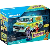playmobil 史酷比箱型車_PM70286