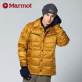 Marmot 羽絨外套 男 黃銅 70630
