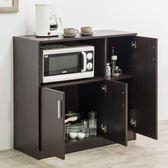 櫥櫃 廚房櫃 收納【收納屋】美背多功能廚房櫃&DIY組合傢俱