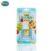 韓國pororo啵樂樂驅蚊鈕扣寶寶成人通用兒童防蚊扣