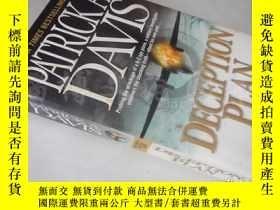 二手書博民逛書店Deception罕見Plan【36開 英文原版】欺騙計劃Y16472 Davis, Patrick A. P