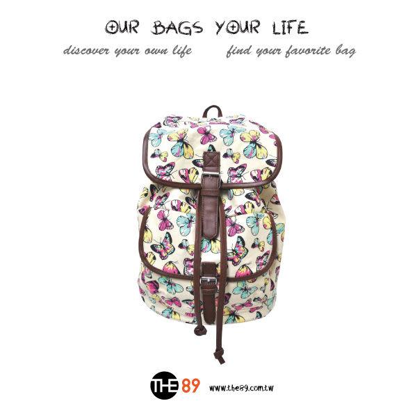 【THE89】青春無敵 941-0401 後背包