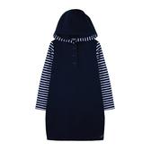 『小鱷魚童裝』 連帽針織洋裝(08號~18號)532306
