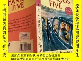二手書博民逛書店five罕見go to smuggle s top 五個去走私的頂端Y200392