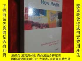 二手書博民逛書店Handbook罕見of New Media: Social Shaping and Consequences o