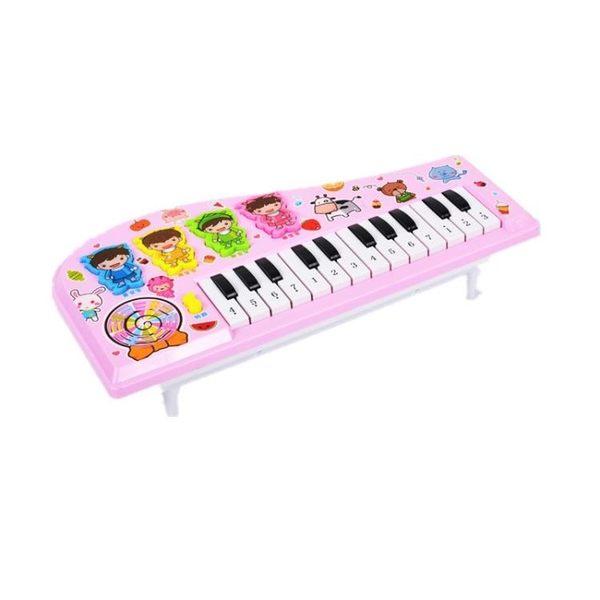 兒童益智打地鼠鋼琴玩具多功能電子琴