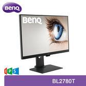 【免運費】BenQ 明基 BL2780T 27型 IPS 光智慧 商用顯示器 薄邊框 廣視角 內建喇叭 低藍光 不閃屏