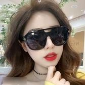 年度最新網紅款潮流行百搭抗UV時尚太陽眼鏡 72782
