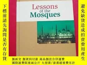二手書博民逛書店Lessons罕見of the Mosques 詳情看圖Y203