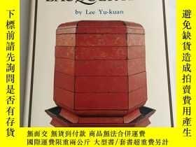 二手書博民逛書店【原版罕見】1972年 Oriental Lacquer Art