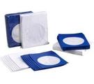 雙鶖牌 FLYING  CD5902  紙質CD保護套(顏色隨機出貨)-50入  / 包