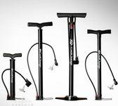 高壓自行車打氣筒家用迷你便攜充籃球汽車摩托電動車山地單車配件『夢娜麗莎精品館』