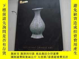 二手書博民逛書店IMPORTANT罕見CHINESE ARTY18429 出版2