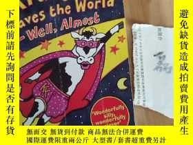 二手書博民逛書店Krazy罕見Kow Saves the World Well AlmostY15335