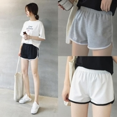 運動短褲 運動短褲女夏韓國寬鬆跑步學生高腰闊腿休閒褲居家睡褲女 麗人印象 免運