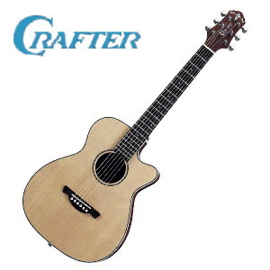 Crafter TRV23 單板切角旅行吉他 (韓國廠)【Crafter木吉他專賣店/TRV-23】