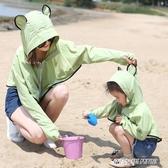 防曬外套 防曬衣女短款新款薄款外套韓版學生服 莎瓦迪卡