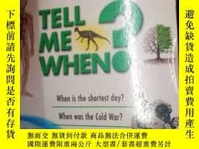 二手書博民逛書店Tell罕見Me When?Y19725 Anonymous Bounty Books ISBN:978075