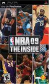 PSP NBA 09 The Inside 美國職業籃球聯賽'09 深入比賽(美版代購)