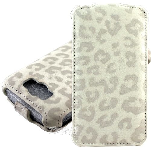 HTC Sensation XL /感動 XL 豹紋 下掀式皮套 防撞包角限定款◆贈送! 專用型韓風閃亮亮晶鑽套◆