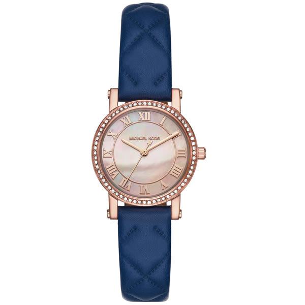 Michael Kors 羅馬古典晶鑽時尚腕錶-小-MK2696
