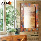 ALMI SYZ RECYCLED- MOZAIC 90X120壁鏡