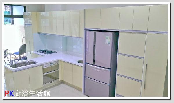 ❤ PK廚浴生活館 ❤ 高雄櫻花流理台 中島櫃 結晶鋼烤杜邦人造石 電器櫃 冰箱櫃