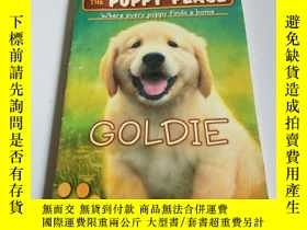 二手書博民逛書店THE罕見PUPPY PLACE:GOLDIE(英文,)Y212