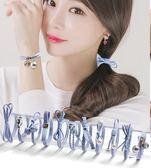 年終好禮 韓國頭繩發圈扎頭發橡皮筋發飾簡約個性馬尾辮發繩小清新森女頭飾