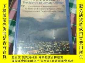 二手書博民逛書店Climate罕見Change 1995, The Scienc