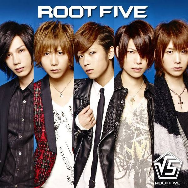 √5 ROOT FIVE 根號五 CD (音樂影片購)