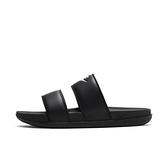 NIKE系列-OFFCOURT DUO SLIDE 女款黑色休閒涼拖鞋-NO.DC0496001