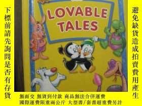 二手書博民逛書店LOVABLE罕見TALESY10980 LOVABLE TALES LOVABLE TALES 出版200