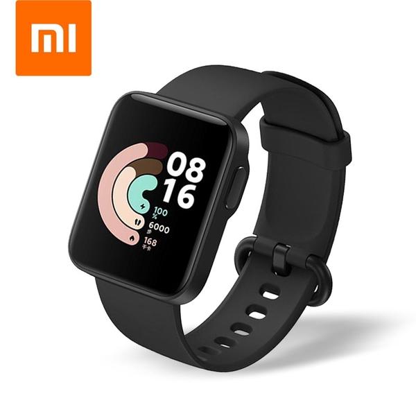 小米原廠 紅米手錶超值版 Redmi Watch智慧手錶 1.4英吋 多功能NFC/心率監測/運動記錄/睡眠監測 輕設計