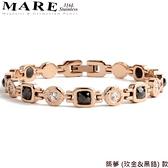 【MARE-316L白鋼】系列:築夢 (玫金&黑鋯) 款