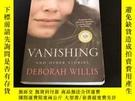 二手書博民逛書店Vanishing罕見and other storiesY302880 Deborah willis Peng