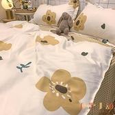 1.5m/1.8m四件套床上用品簡約被套宿舍床單1.2m三件套【倪醬小鋪】