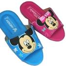 (e鞋院)我愛米奇兒童室內皮拖鞋...